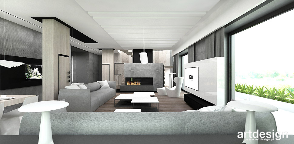 architektura wnętrza design