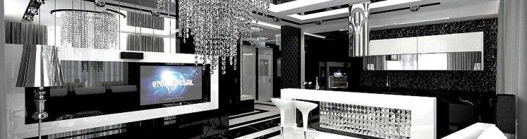 projektowanie wnętrz luksusowy apartament