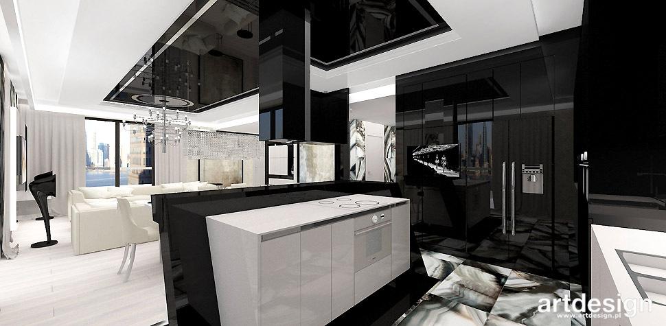 luksusowe wnetrza apartament