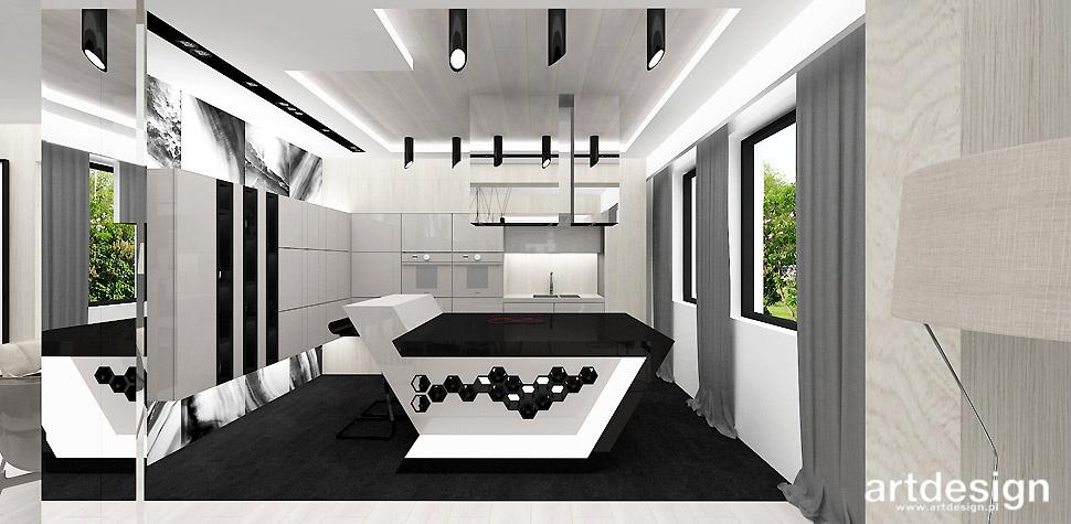 projektowanie wnetrz kuchnia