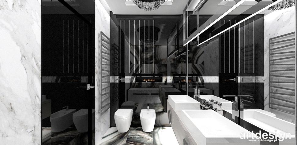 architekt wnetrz projekt lazienki