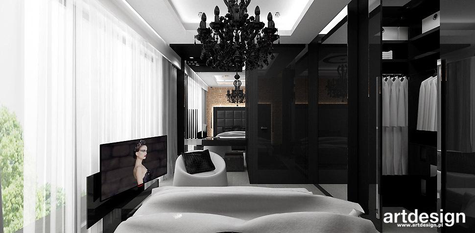 architektura wnetrz sypialnia