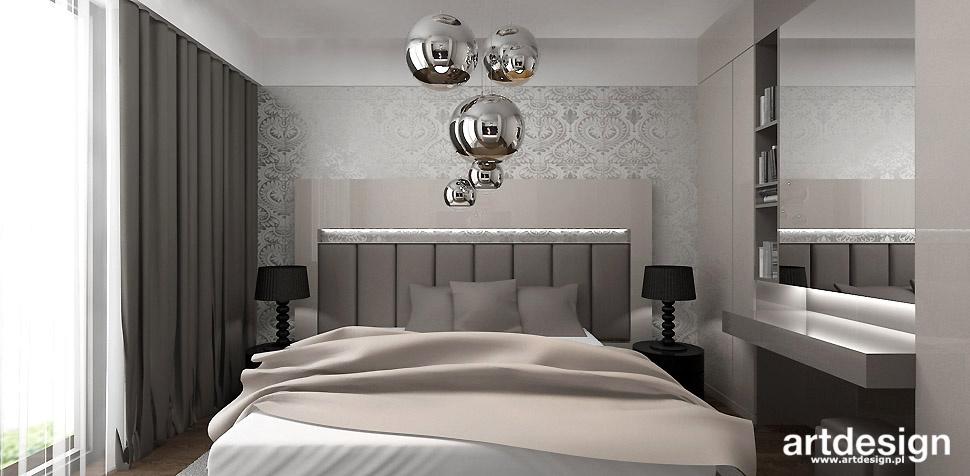 luksusowa sypialnia wnetrze
