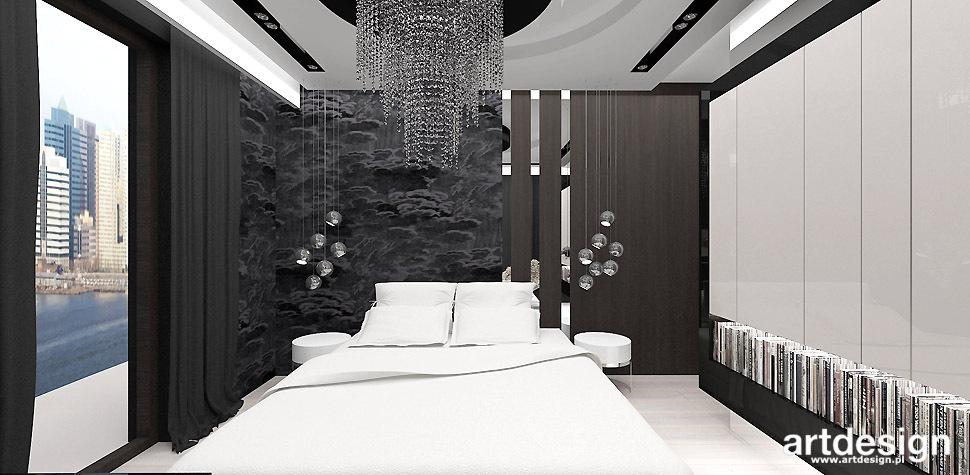 projektant wnetrz sypialnia