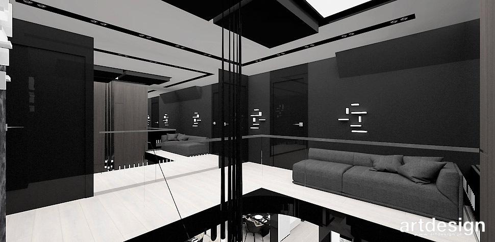 nowoczesny dom wnetrza
