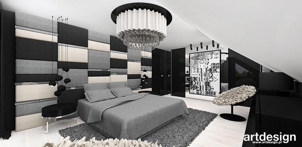 sypialnia oryginalne projekty