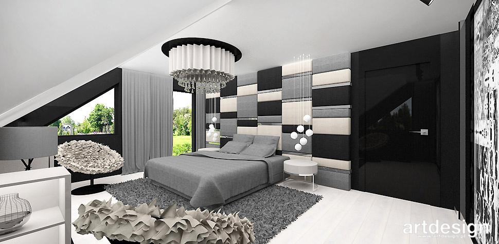 sypialnia wnetrze design