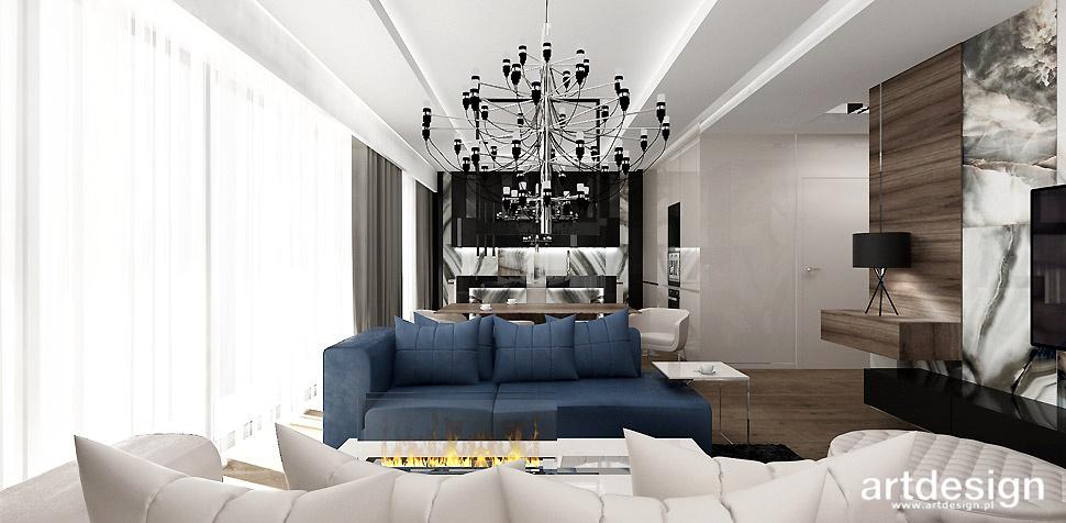 projektowanie wnetrz apartamentu