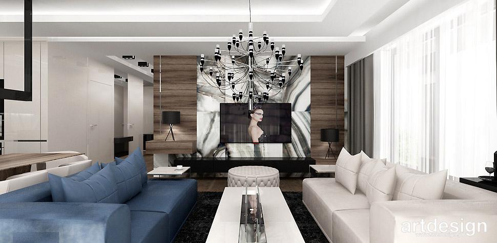 luksusowe wnetrza salon