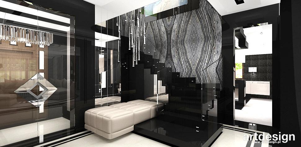dom luksusowe aranzacje wnetrz
