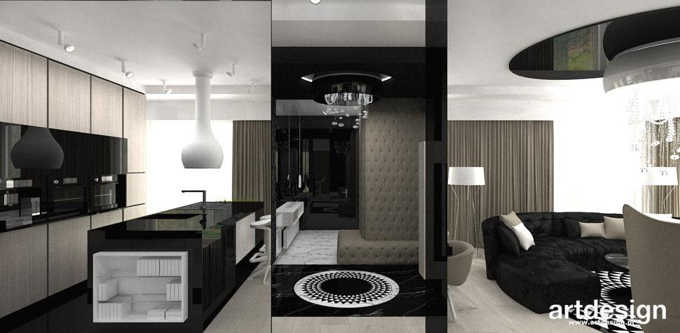 luksusowe wnetrze apartament