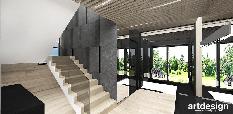 projekt schodow dom