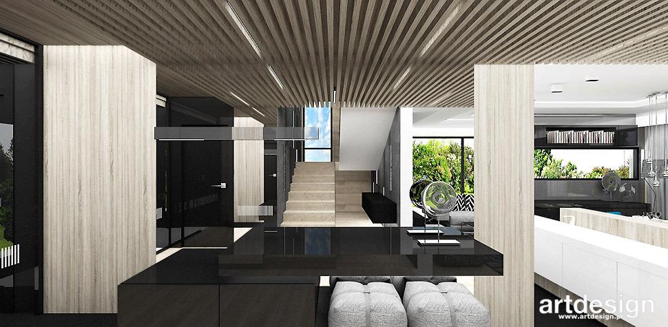 nowoczesny dom aranzacje
