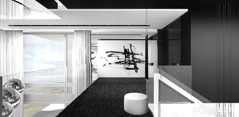 architektura wnetrz dom