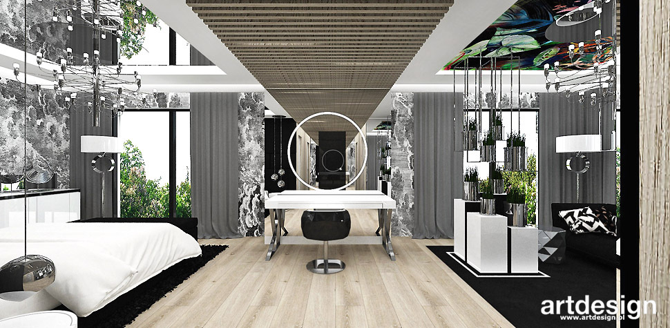 projektowanie sypialni