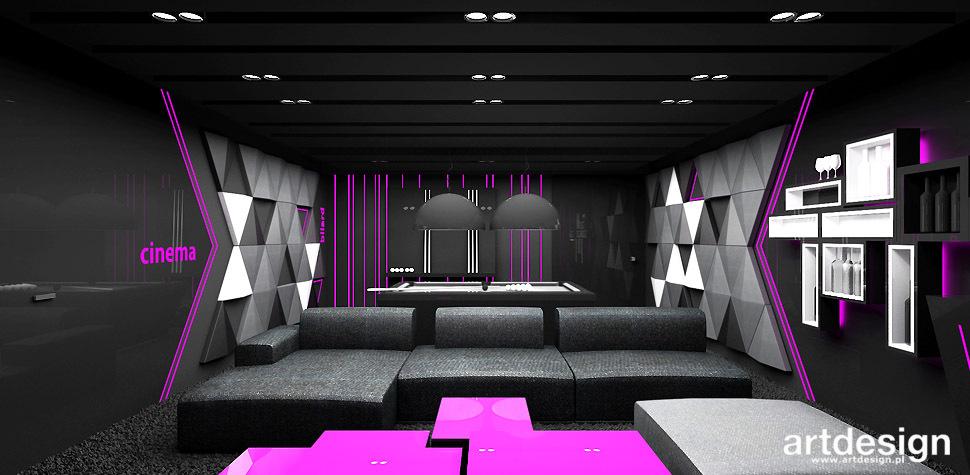 nowoczesne wnetrza playroom