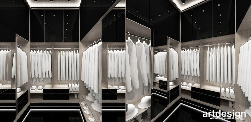garderoba wnetrza