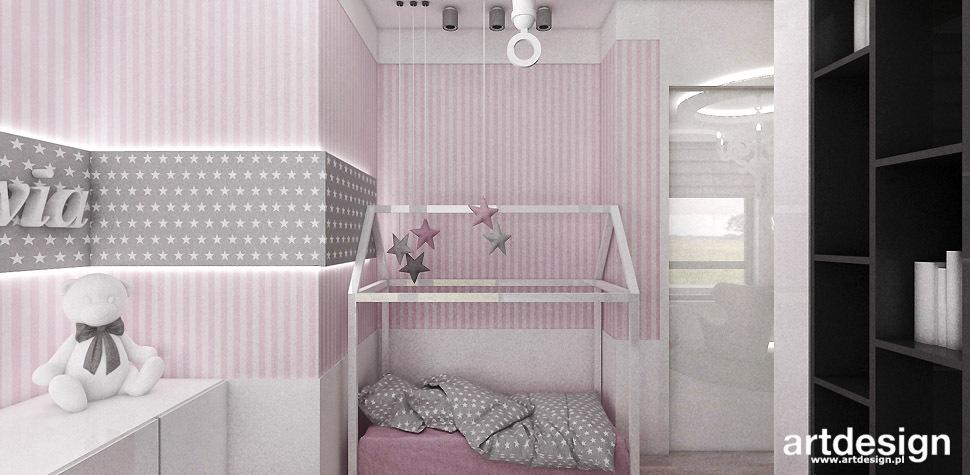 pokoj malego dziecka inspiracje