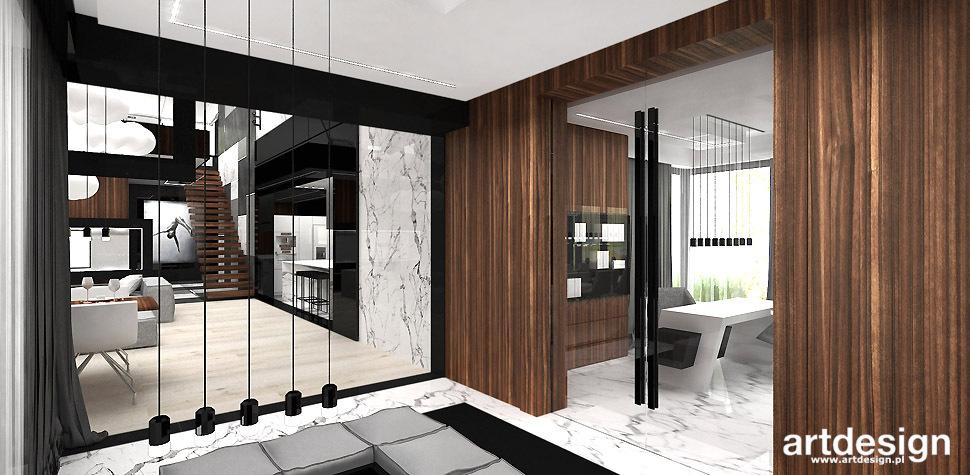 nowoczesny dom wnetrze