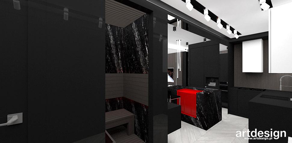 luksusowe mieszkanie projekt