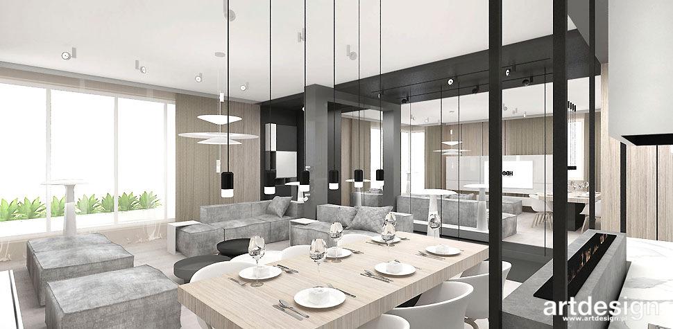 projekt jadalni mieszkanie