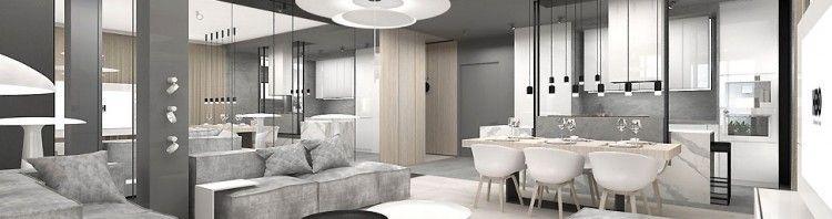 projekt wnetrz apartament
