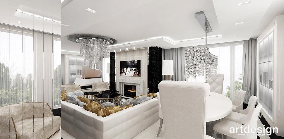 luksusowe apartamenty projekty