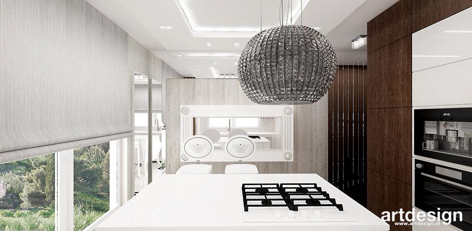 luksusowa kuchnia projekt