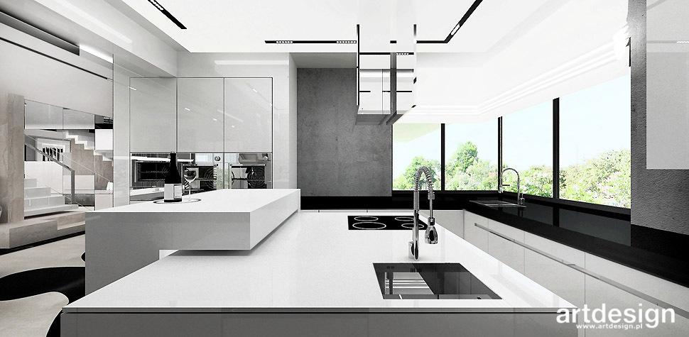 kuchnia styl nowoczesny