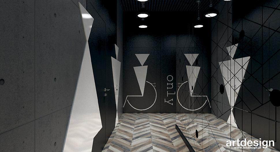 wnetrza projekt toalet