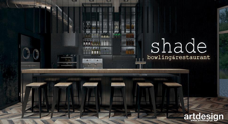 projektowanie wnetrz bar