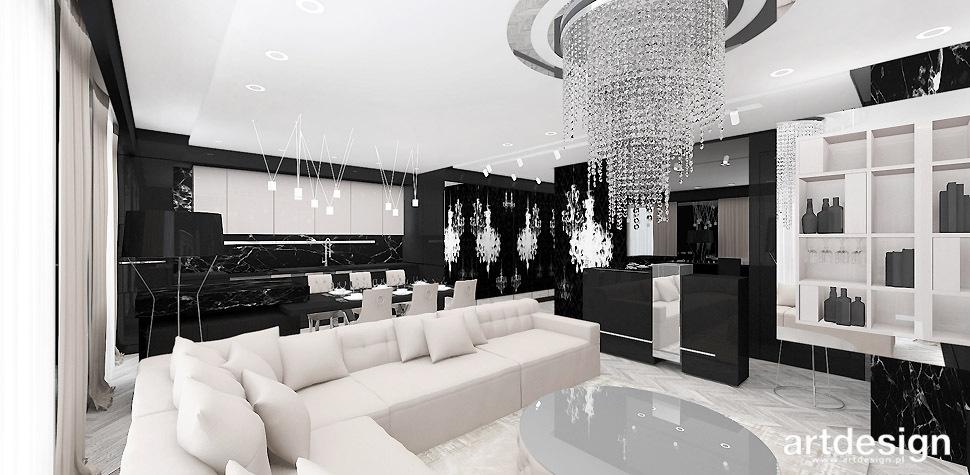 mieszkanie nowoczesne wnętrza