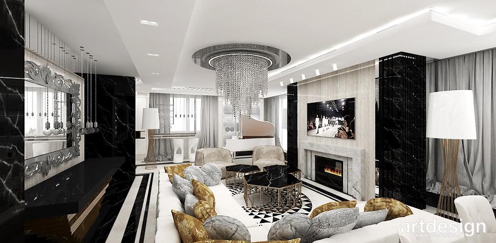 architekt wnetrz apartament