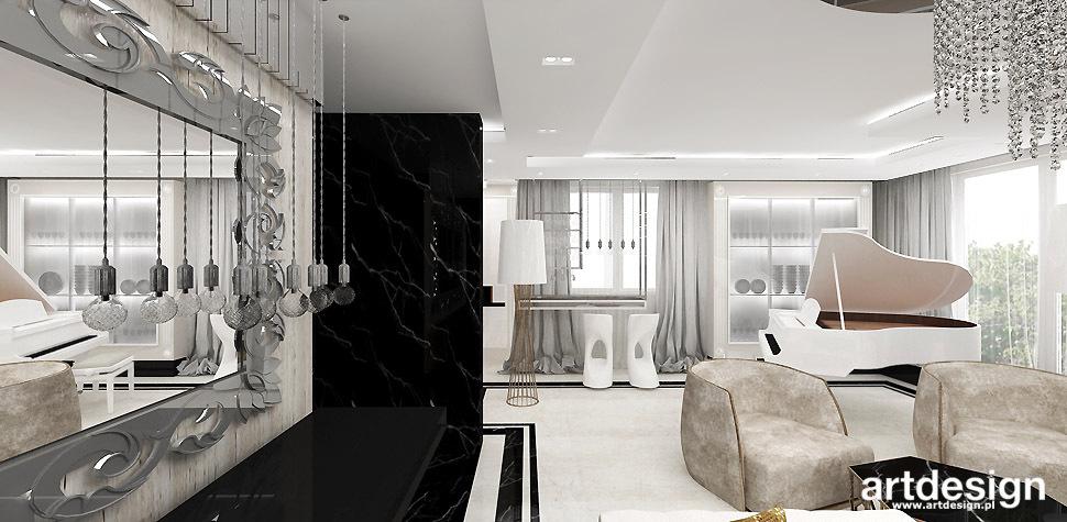 luksusowa aranzacja salon