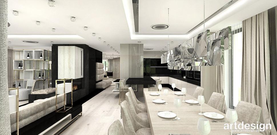 salon z jadalnia wnetrze