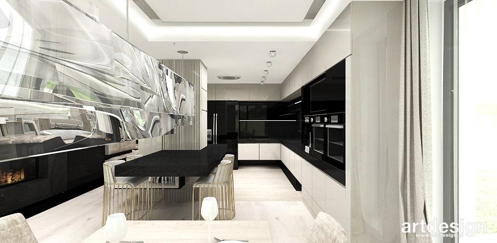 projekty wnetrz kuchni