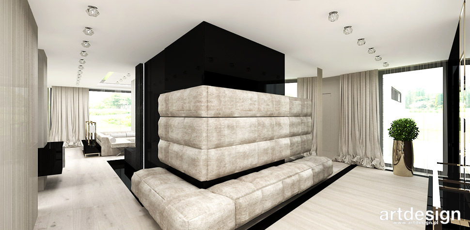 tapicerowane siedzisko hol