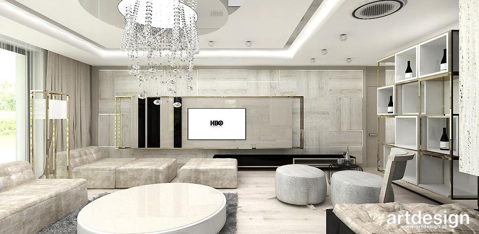 projektowanie wnetrz salon
