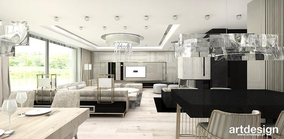 luksusowe wnetrza dom