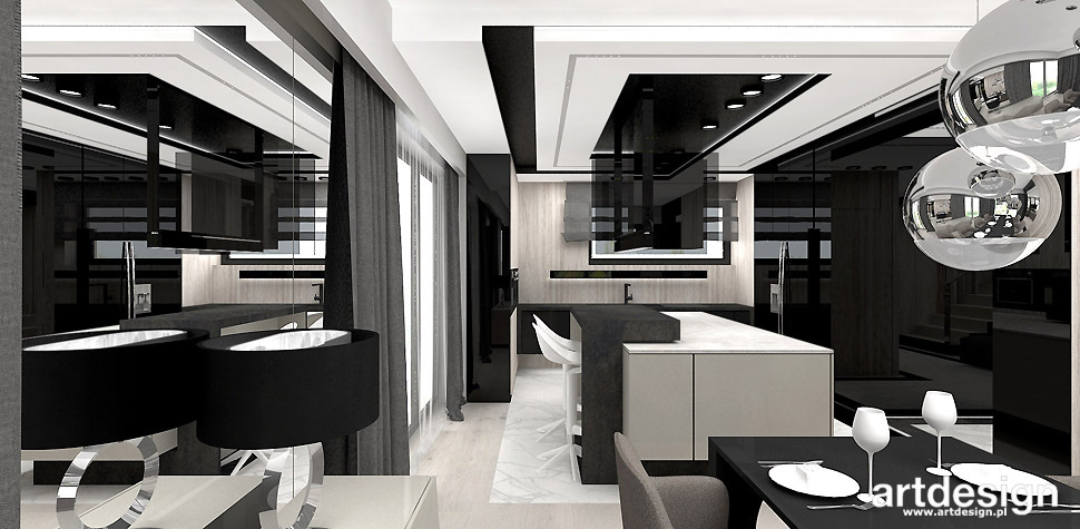 luksusowy design wnętrz