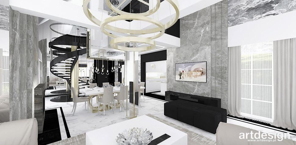 luksusowe aranzacje wnetrz
