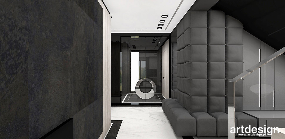 eleganckie wnętrza domu