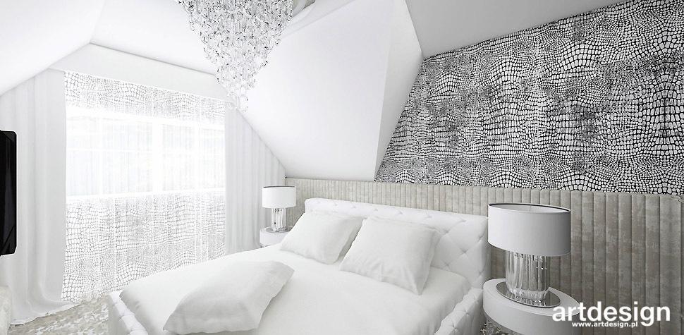 luksusowa aranzacja sypialni