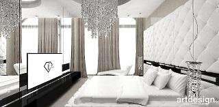 sypialnia wnętrza