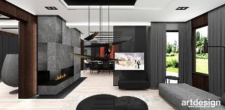 nowoczesne wnętrze dom