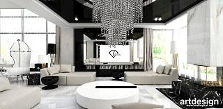 luksusowe wnętrza domu