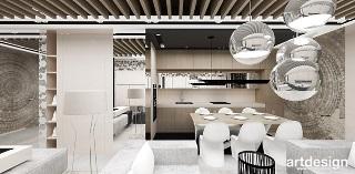 projektowanie wnętrz mieszkania