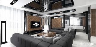 wnętrze domu projekt