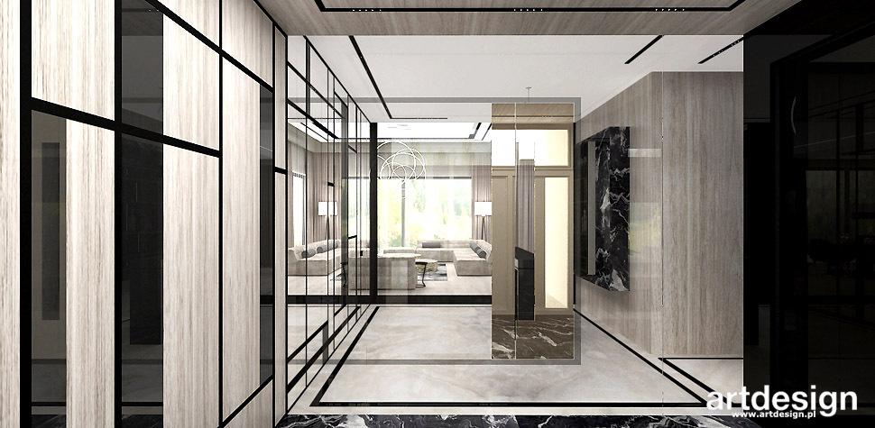 nowoczesne wnętrza domu