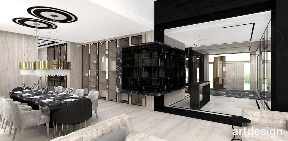 luksusowe wnętrza domów